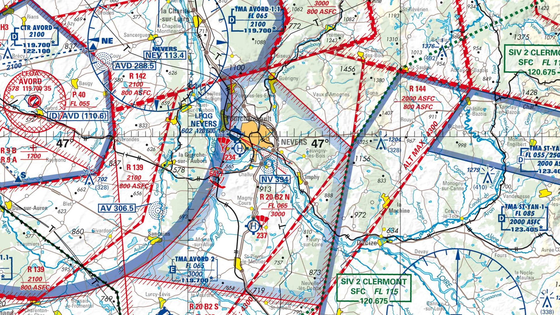 Réglementation drone à Saint eloi