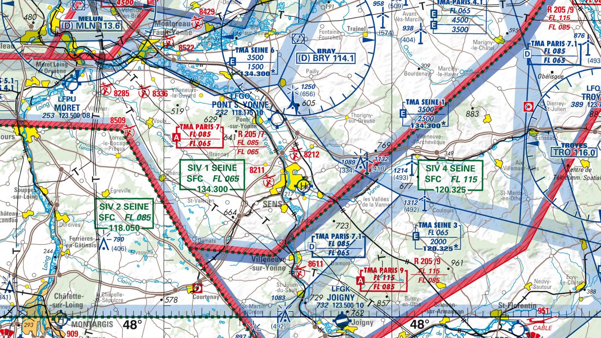 Réglementation drone à Saint clement